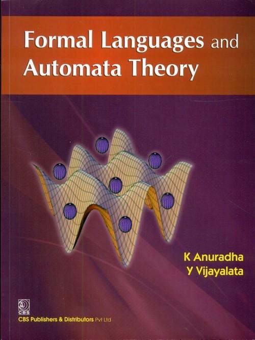 Formal Languages And Automata Theory (Pb 2016)