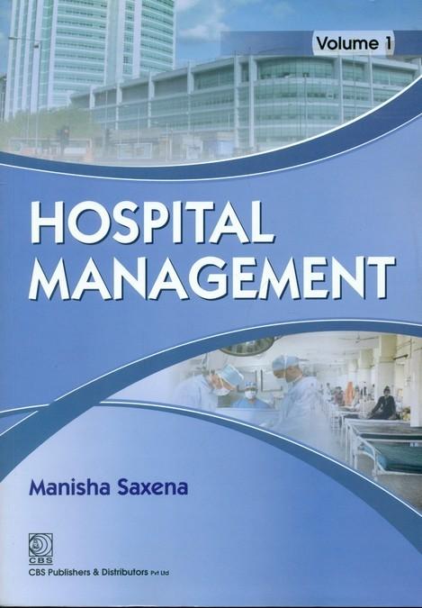 Hospital Management, Vol. 1