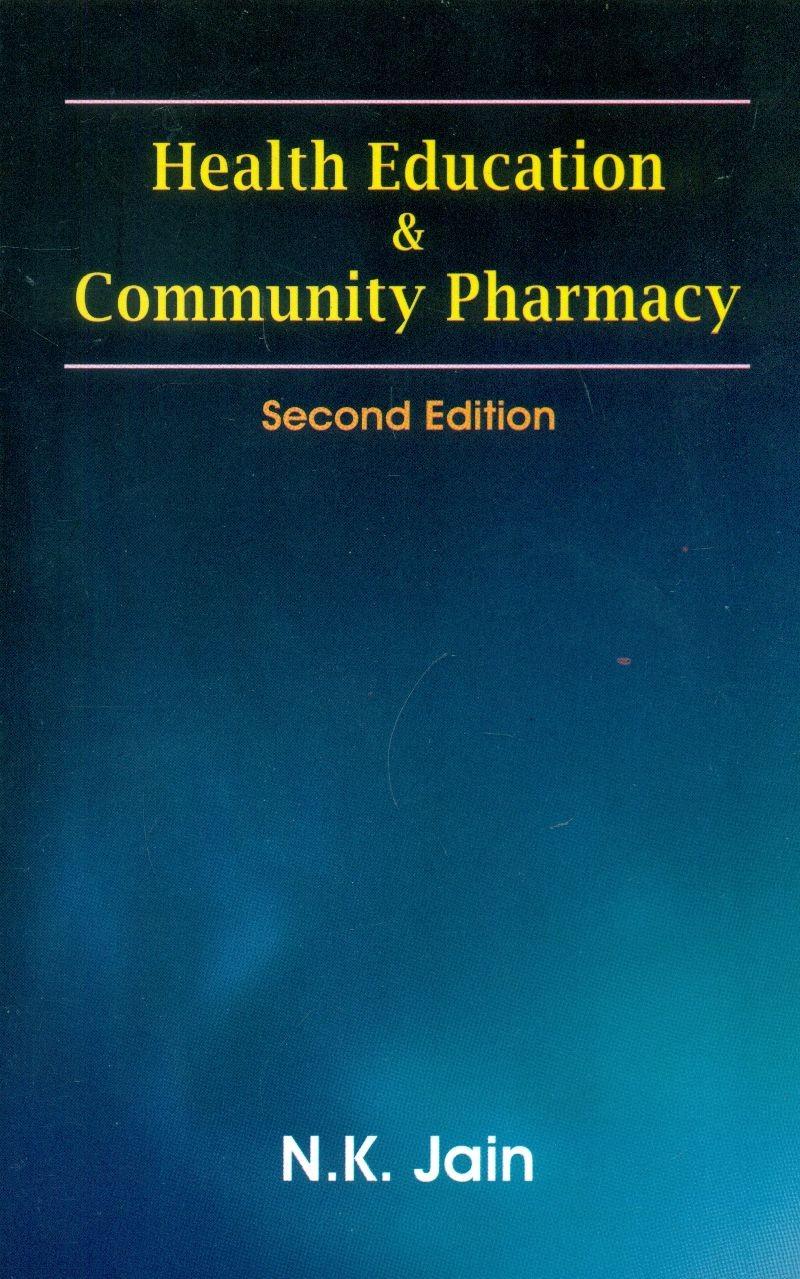 Health Education  & Community Pharmacy, 2Nd (Pb 2015)
