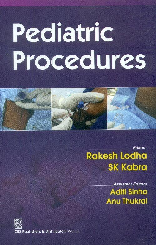 Pediatric Procedures ( Pb 2014)
