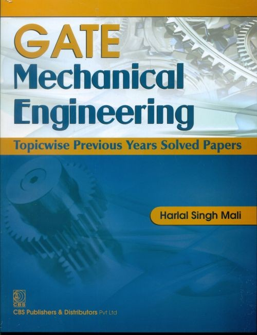 Gate Mechanical Engineering (Pb-2014)