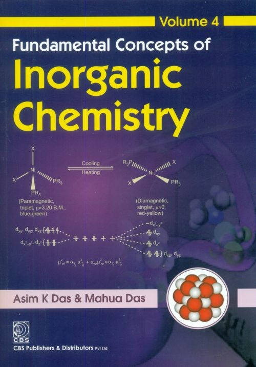 Fundamental Concepts of Inorganic Chemistry  Volume 4 (3rd reprint)