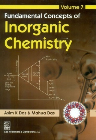 Fundamental Concepts of Inorganic Chemistry Volume 7 (3rd reprint)