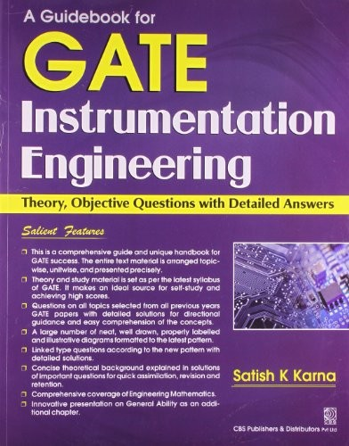 A Guide Book For Gate Instrumentation Engineering  (Pb-2014)