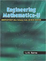 Engineering Mathematics-Ii (Pb 2014)