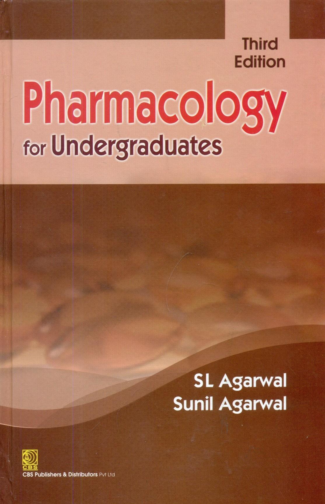Pharmacology for Undergraduates, 3/e (2nd reprint)