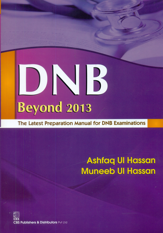 Dnb Beyond 2013 (Pb-2014)