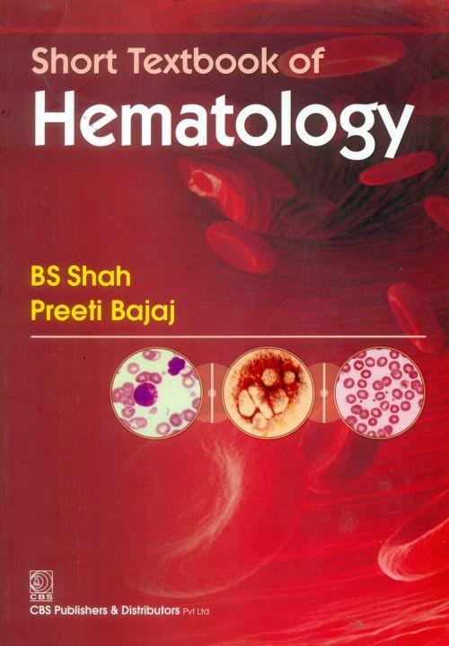 Short Textbook Of Hematologty (Pb 2014)