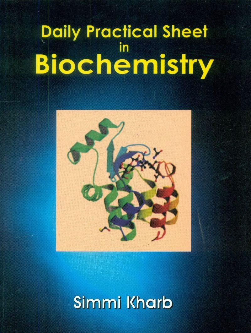 Daily Practical Sheet In Biochemistry (Pb 2015)