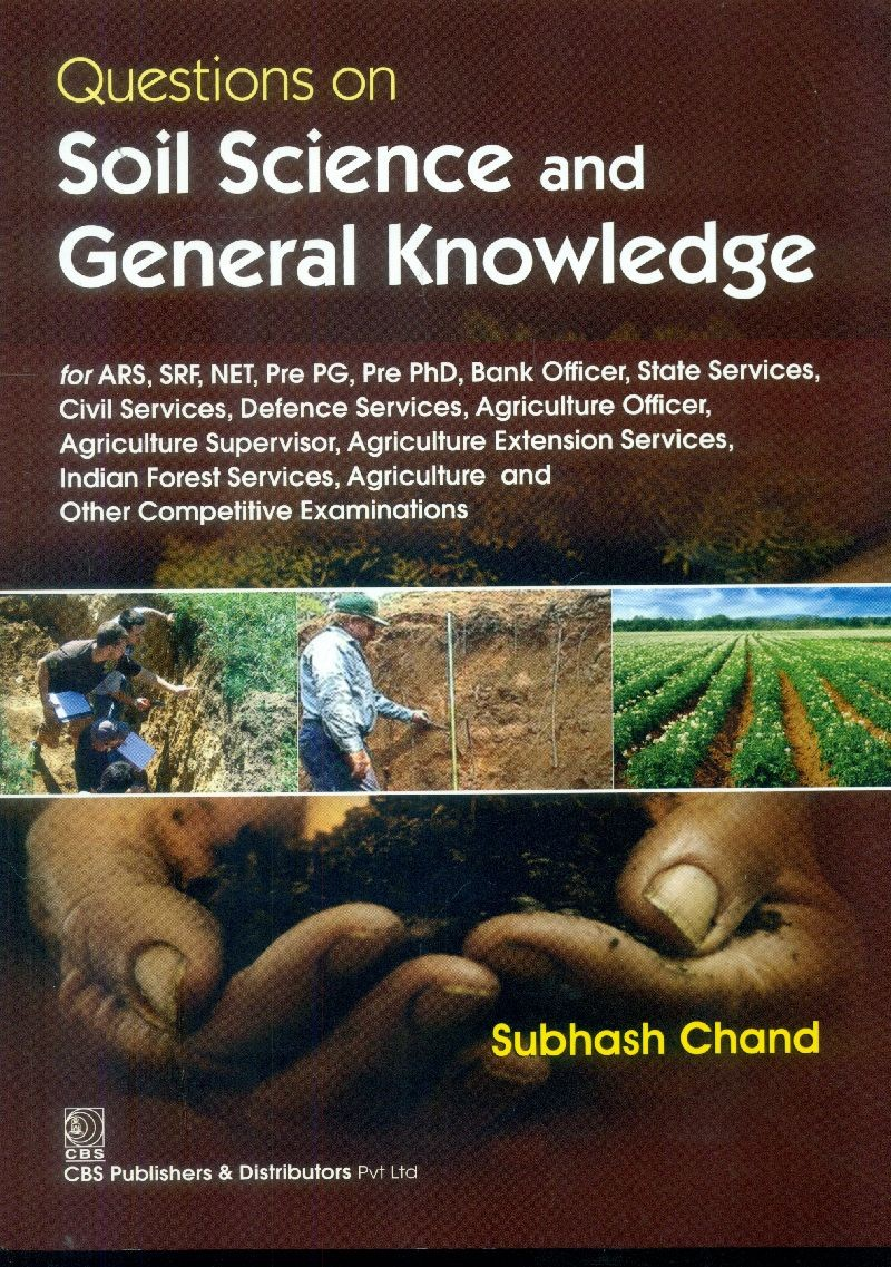 Questions On Soil Science And General Knowledge (Pb 2015)