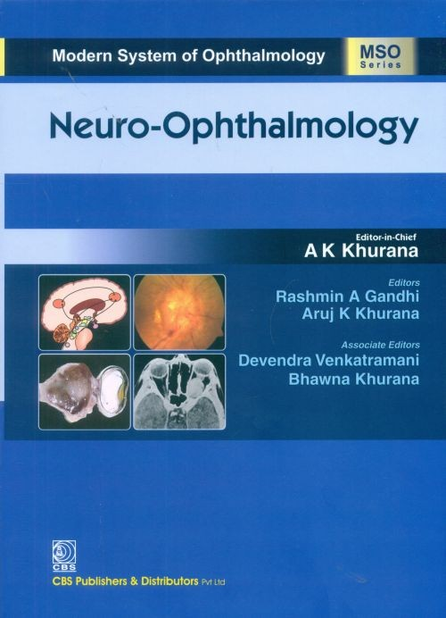 Modern System of Ophthalmology (MSO) Series Neuro-Ophthalmology, 1st reprint