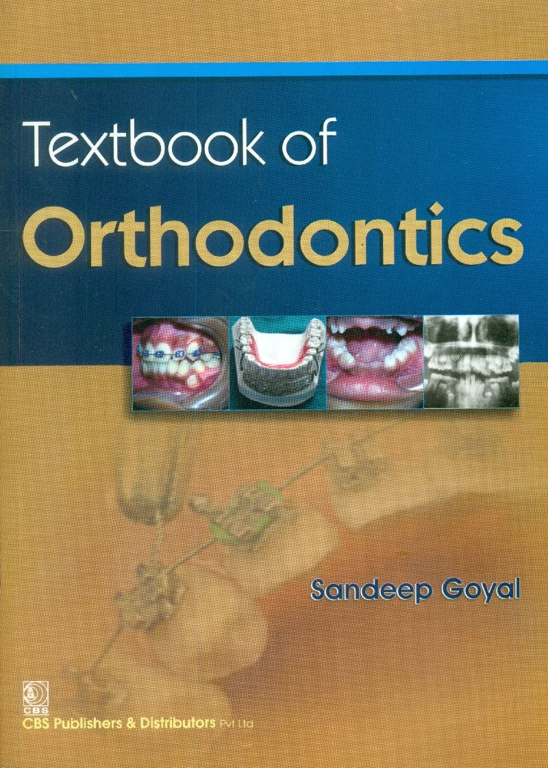 Textbook Of Orthodontics (Pb 2015)