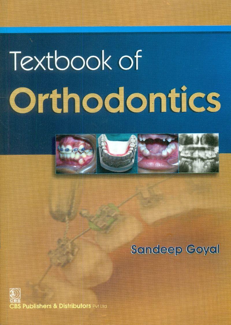 Textbook Of Orthodontics (Pb 2015)