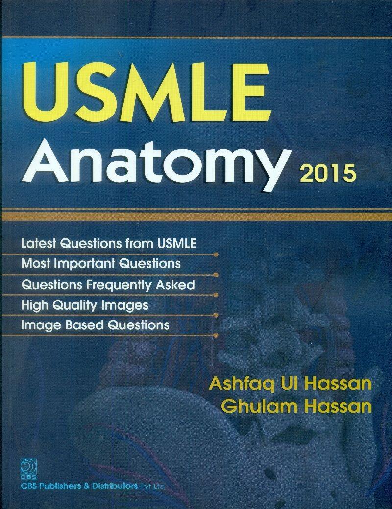 Usmle Anatomy 2015 (Pb)