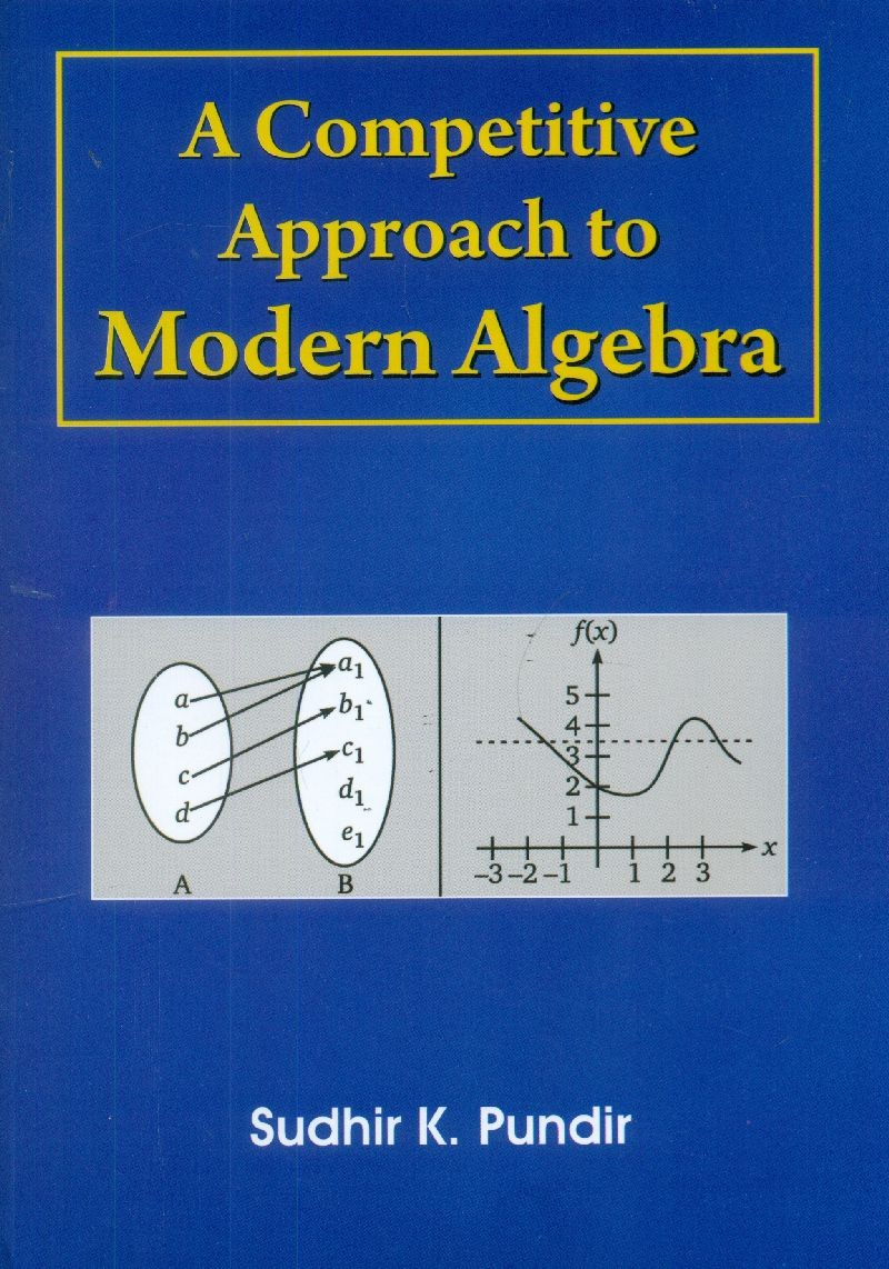 A Competitive Approach To Modern Algebra (Pb 2015)