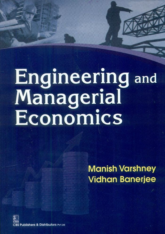 Engineering And Mangerial Economics  (Pb-2015)