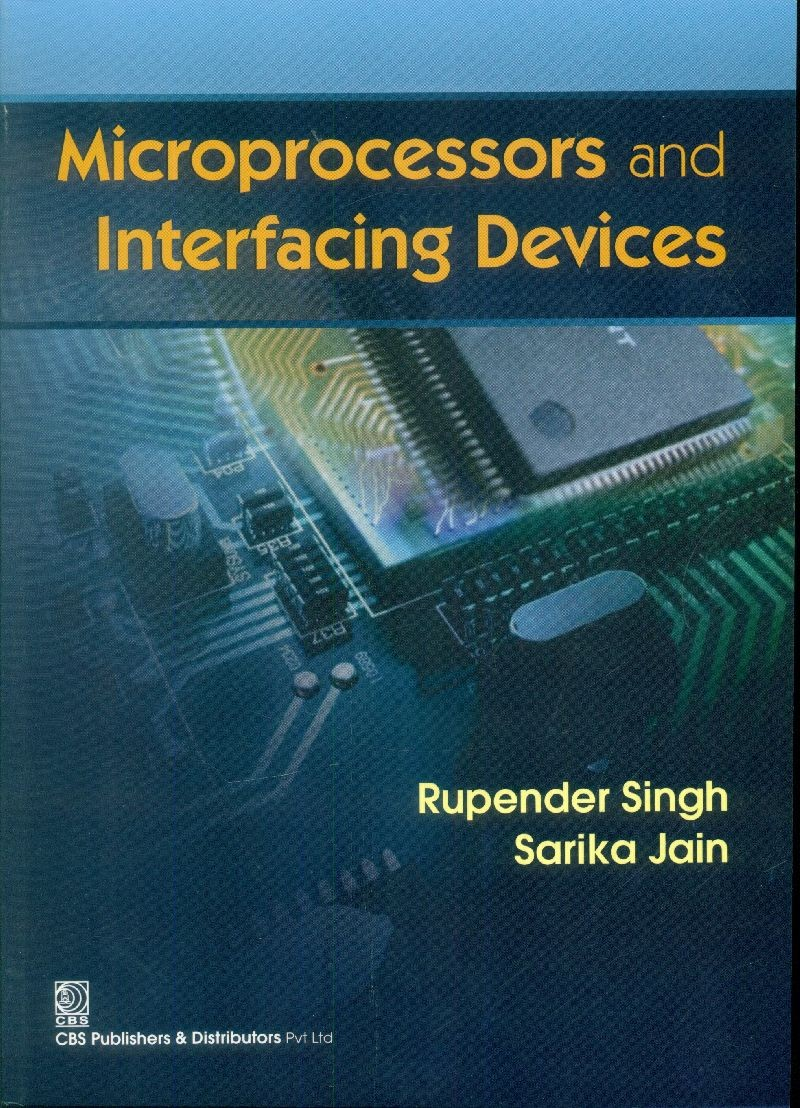 Microprocessors And Interfacing Devices (Pb 2015)