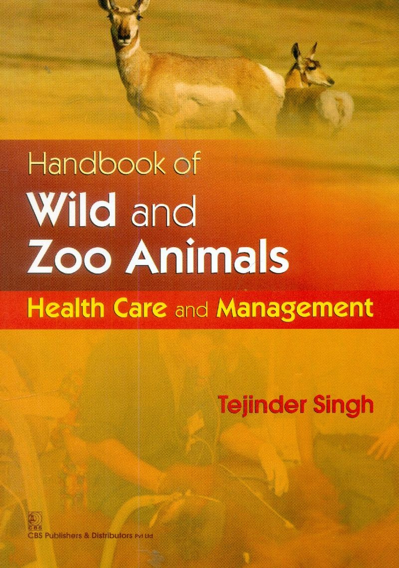 Handbook Of Wild And Zoo Animals (Pb 2015)
