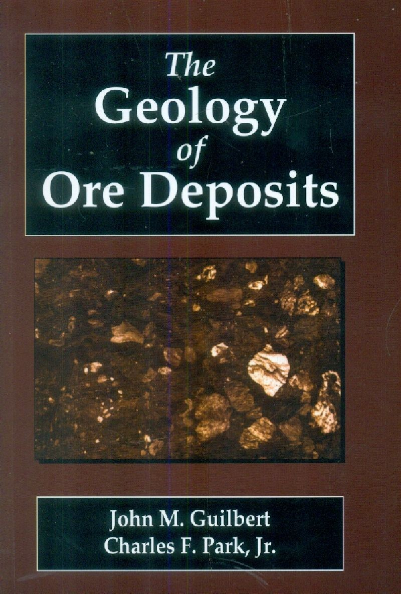 The Geology Of Ore Deposits (Pb 2015)
