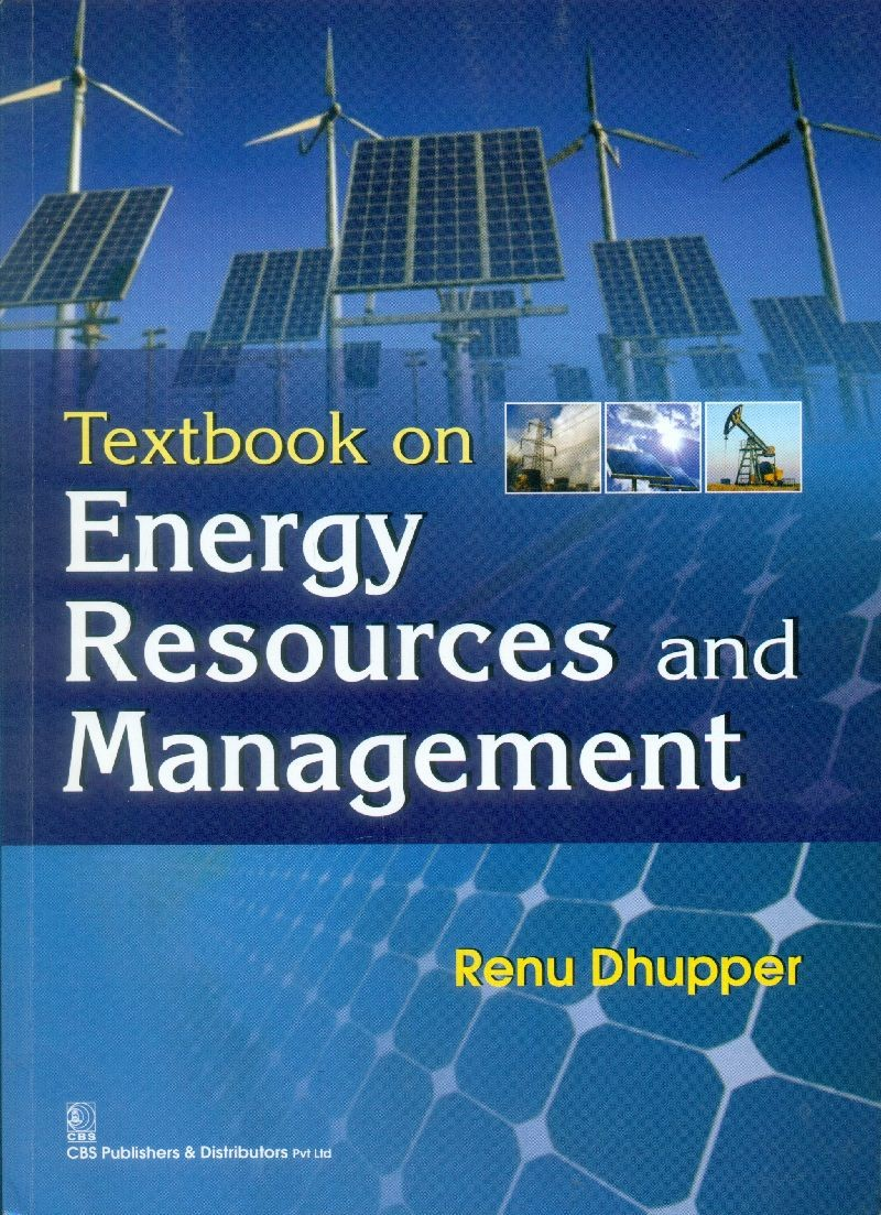 Textbook On Energy Resources And Management (Pb 2015)
