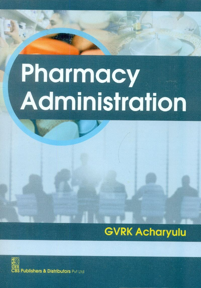 Pharmacy Administration (2nd reprint)