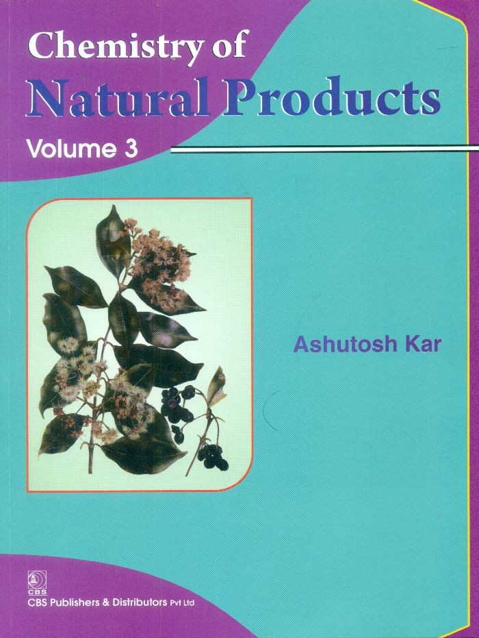 Chemistry of Natural Products Volume 3, 1st