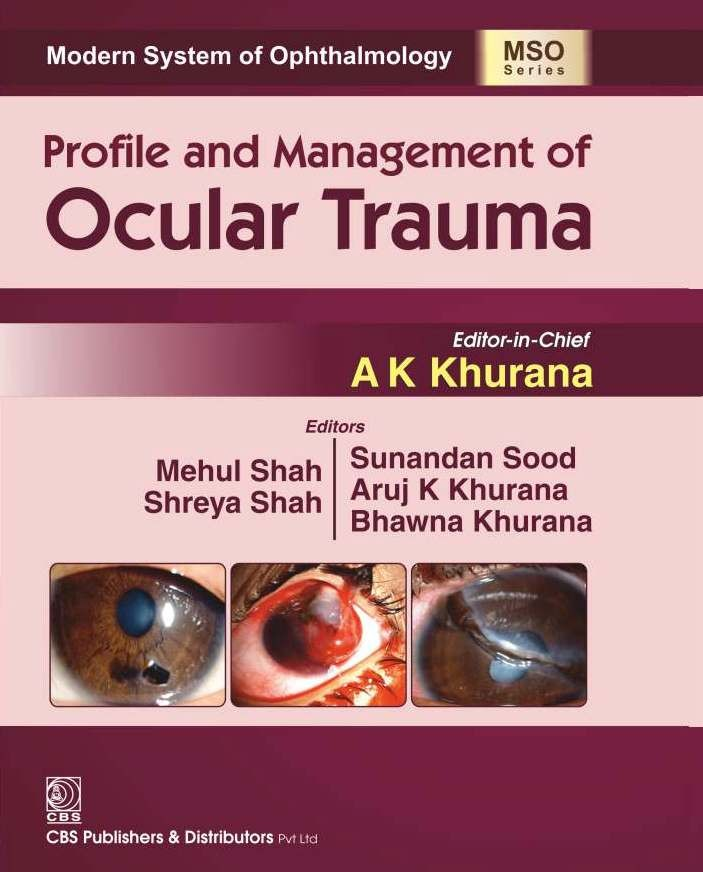 Profile And Management Of Ocular Trauma (Mso Series)