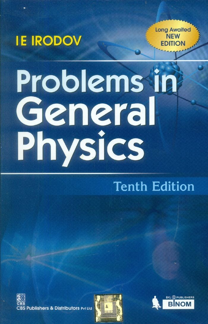 Problems in General Physics, 10/e (CBS 2nd reprint)
