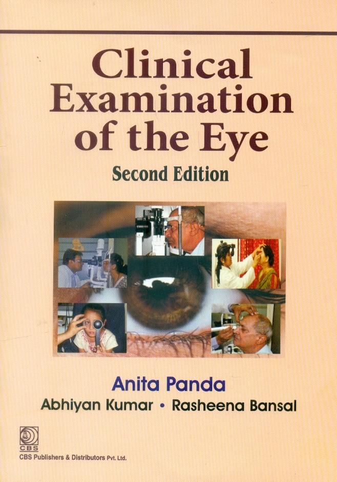 Clinical Examination Of The Eye 2Ed (Pb 2016)