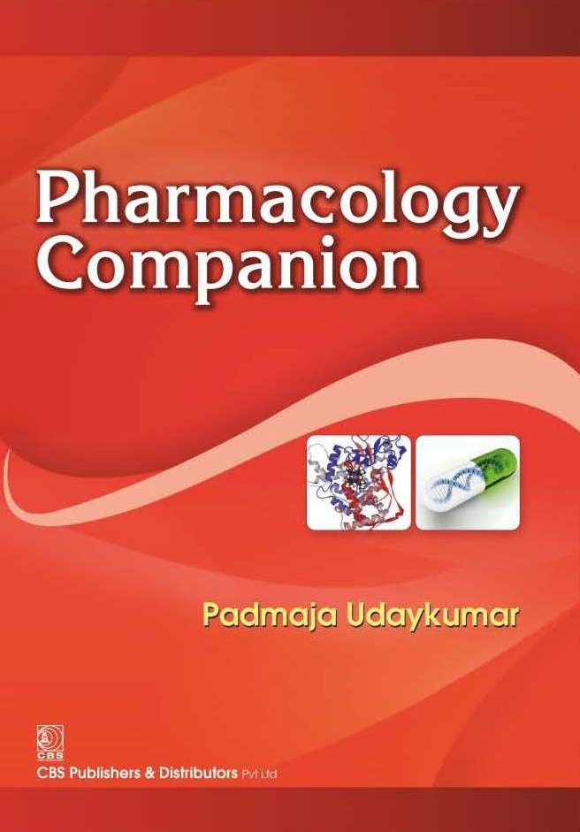 Pharmacology Companion ( Pb 2016)