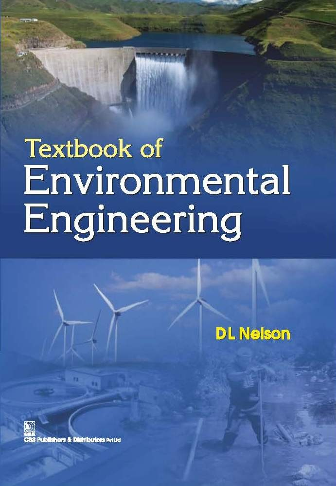 Textbook Of Environmental Engineering  (Hb 2016)