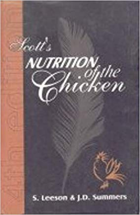 Scott's Nutrition of the Chicken