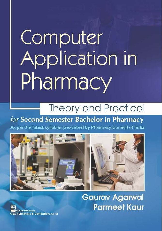 COMPUTER APPLICATION IN PHARMACY THEORY AND PRACTICAL (PB 2021)