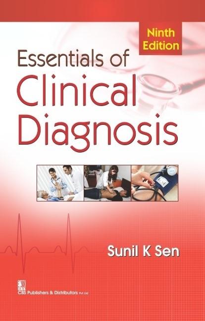 Essentials of Clinical Diagnosis, 9/e (3rd reprint)