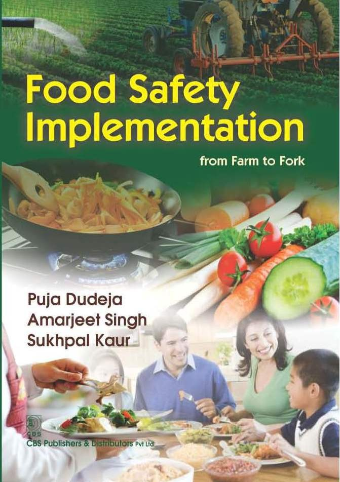 Food Safety Implementation From Farm To Fork(Pb 2016)