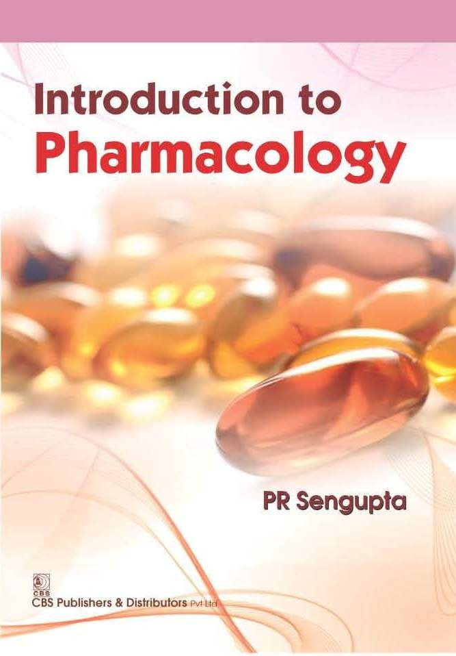 Introduction to Pharmacology 1st Reprint