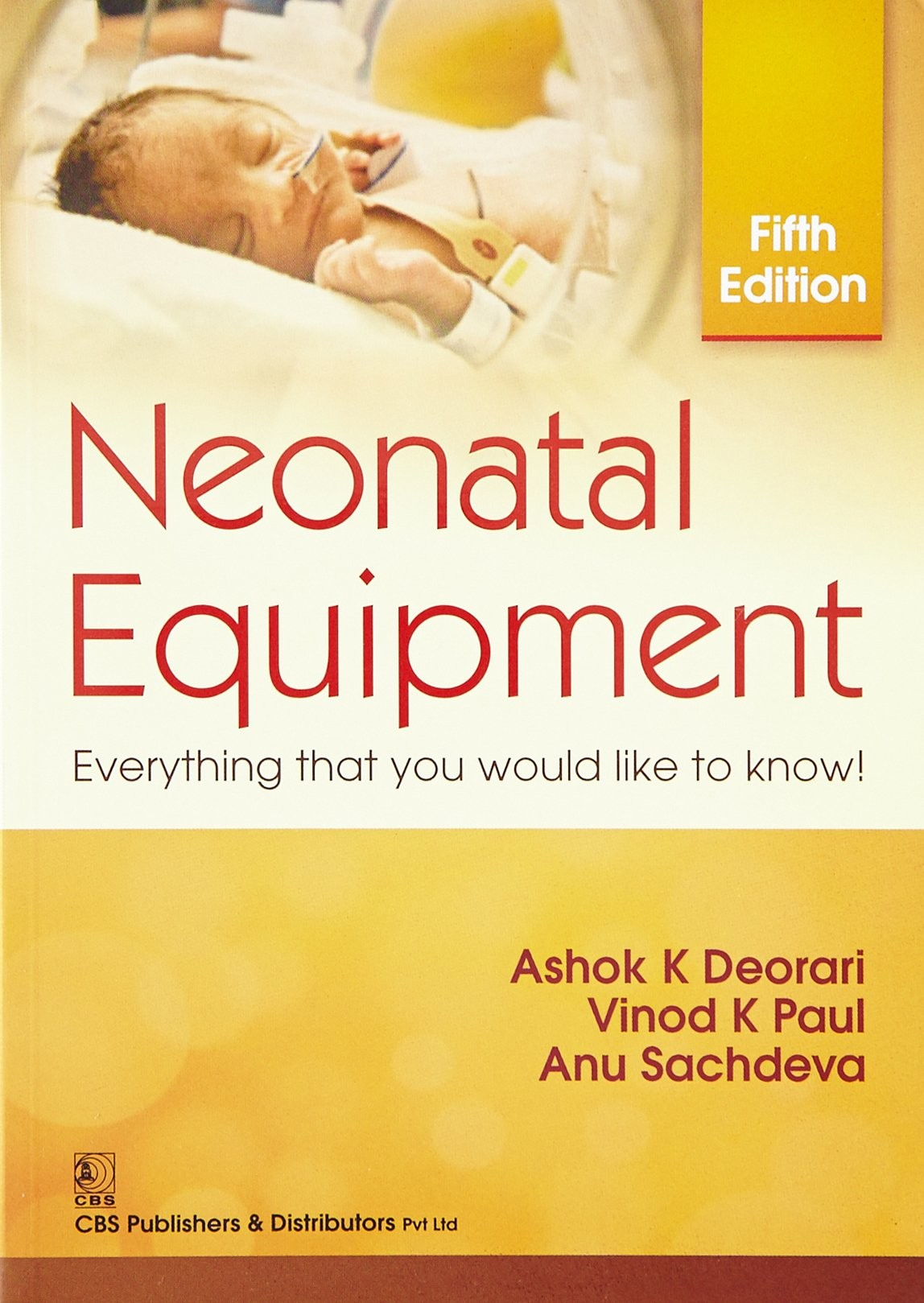 Neonatal Equipment, Everything that you would like to know