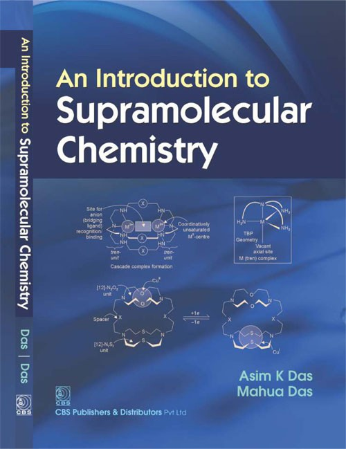 An Introduction to Supramolecular Chemistry, 1st reprint