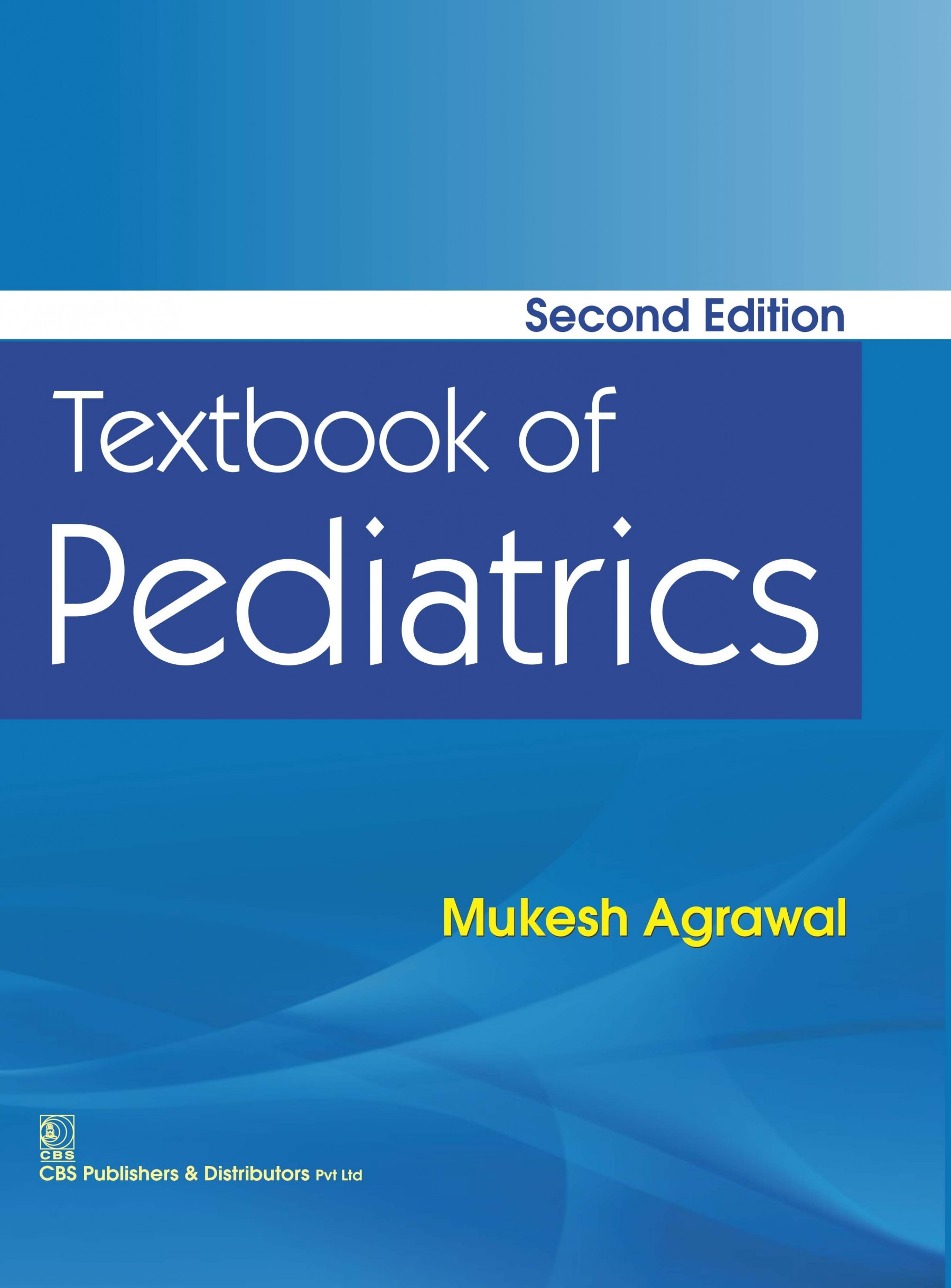 Textbook Of Pediatrics 2Ed (Hb 2017)