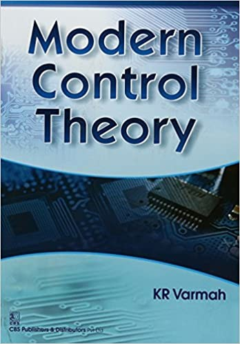 Modern Control Theory (Pb 2017)