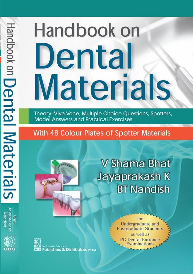 Handbook on Dental Materials