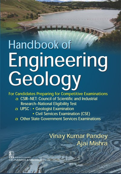 Handbook of Engineering Geology for Candidates Preparing for Competitive Examinations