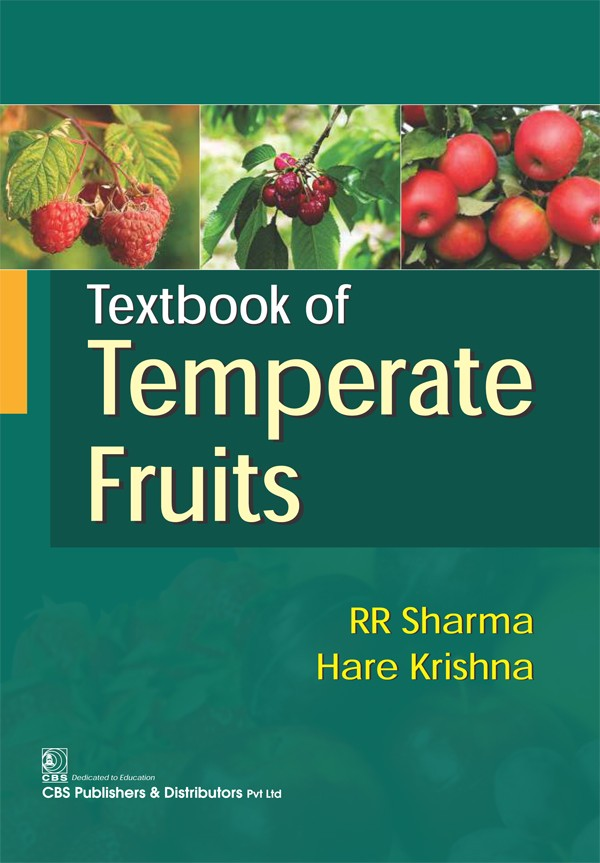 Textbook of Temperate Fruits, 1st reprint