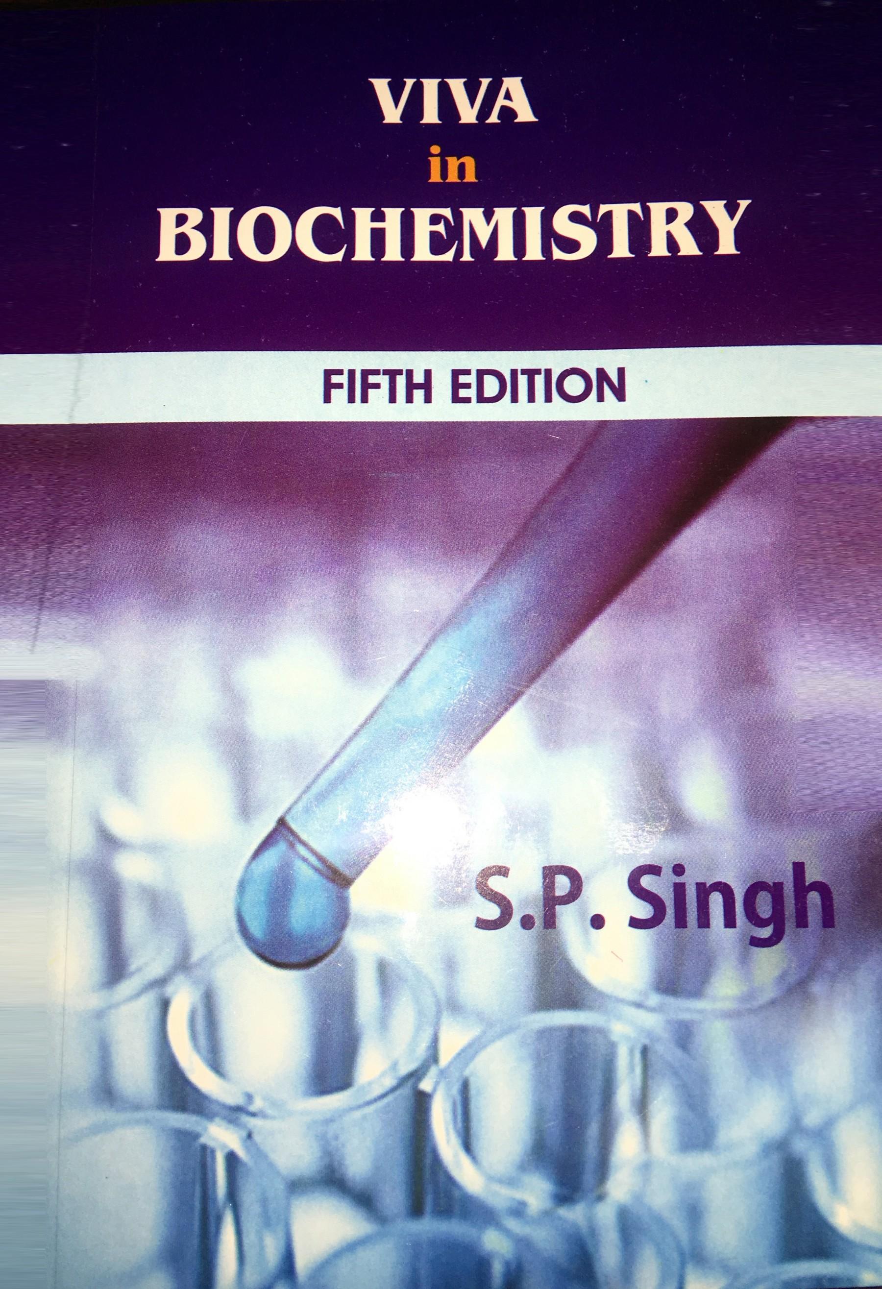 Viva in Biochemistry 5ed
