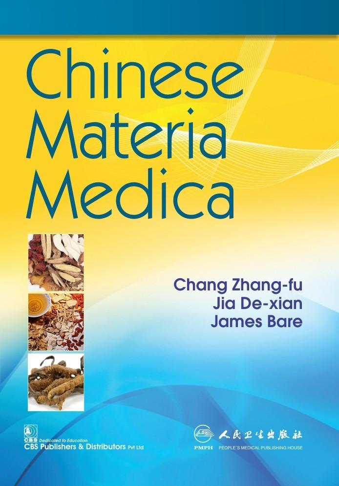 Chinese Materia Medica (CBS reprint)