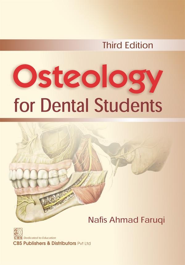 Osteology for Dental Students, 3/e (1st reprint)