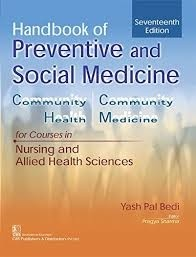 Handbook of Preventive and Social Medicine in Nursing and Allied Health Sciences