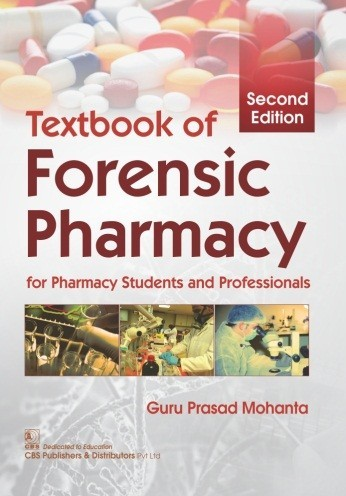 Textbook of Forensic Pharmacy for Pharmacy Students and Professionals