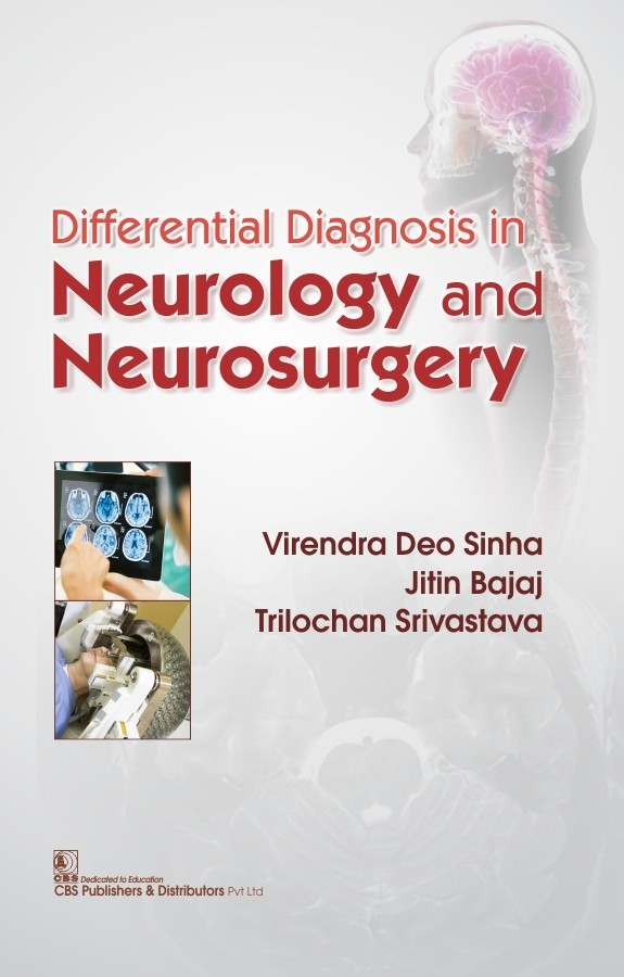 Differential Diagnosis in Neurology and Neurosurgery, 1st Reprint