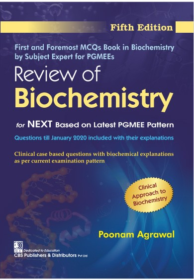 Review of Biochemistry, 5th ed